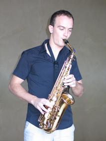 Benjamin CHALAT - Saxophone